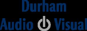 Durham Audio Visual Logo