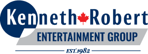 Kenneth Robert Entertainment Group Logo