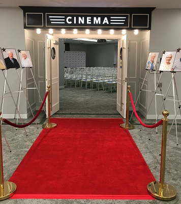 Red Carpet opening night